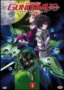 Mobile Suit Gundam Unicorn. Vol. 3. Il fantasma di Laplace di Kazuhiro Furuhashi - DVD