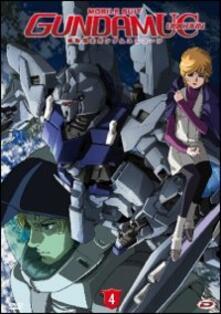 Mobile Suit Gundam Unicorn. Vol. 4. In fondo al pozzo della gravità di Kazuhiro Furuhashi - DVD