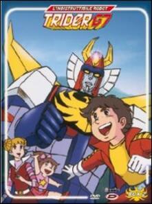 L' indistruttibile robot Trider G7. The Complete Series Box 2 (5 DVD) di Katsutoshi Sasaki - DVD