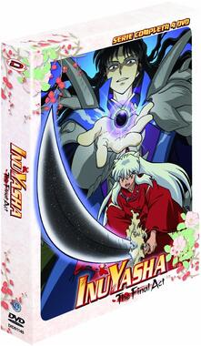 Inuyasha. The Final Act. The Complete Series (4 DVD) di Yasunao Aoki - DVD