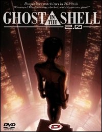 Cover Dvd Ghost In The Shell 2.0 (DVD)