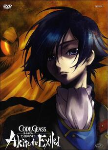 Code Geass. Akito The Exiled. Vol. 1. Il Wyvern si è posato - DVD