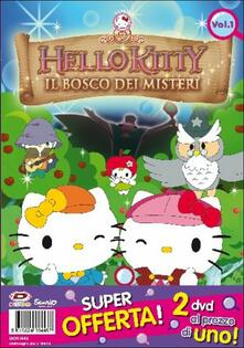 Hello Kitty. Il bosco dei misteri. Pack 2 (2 DVD) - DVD