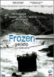 Frozen. Gelido di Shivajee Chandrabhushan - DVD