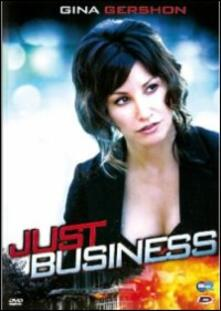 Just Business di Jonathan Dueck - DVD