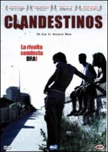 Clandestinos di Antonio Hens - DVD