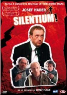 Silentium di Wolfgang Murnberger - DVD