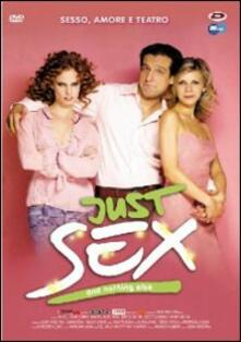 Just Sex And Nothing Else di Krisztina Goda - DVD