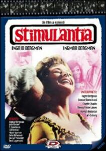 Stimulantia di Ingmar Bergman,Hans Abramson,Gustaf Molander,Jorn Donner,Lars Gorling,Tage Danielsson,Vilgot Sjöman - DVD