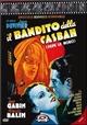 Cover Dvd Il bandito della Casbah