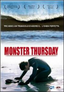 Monster Thursday di Arild Østin Ommundsen - DVD