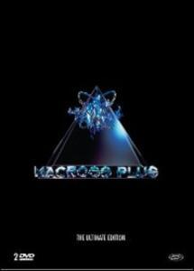 Macross Plus. The Ultimate Edition. Vol. 1 - 4 (2 DVD) - DVD