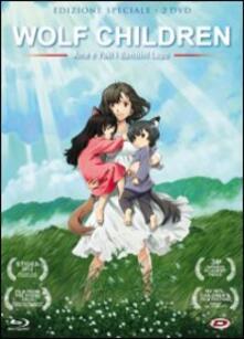 Wolf Children. Ame e Yuki. I bambini lupo<span>.</span> Special Edition di Mamoru Hosoda - DVD