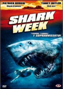 Shark Week di Christopher Ray - DVD