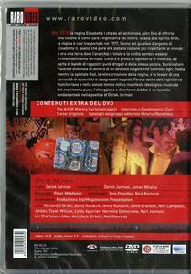 Jubilee di Derek Jarman - DVD - 2