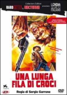 Una lunga fila di croci<span>.</span> Collector's Edition di Sergio Garrone - DVD