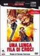 Cover Dvd DVD Una lunga fila di croci