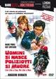 Cover Dvd DVD Uomini si nasce, poliziotti si muore