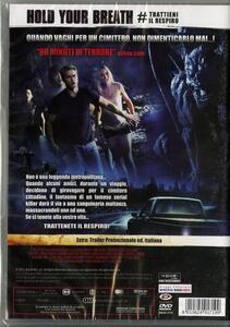 Hold Your Breath. Trattieni il respiro di Jared Cohn - DVD - 2