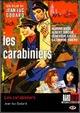 Cover Dvd Les carabiniers