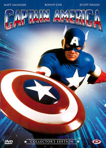 Capitan America<span>.</span> Collector's Edition di Albert Pyun - DVD