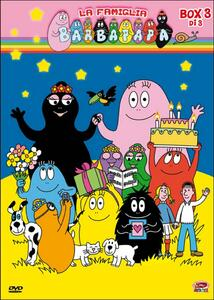 Barbapapà. Box. 3 (3 DVD) - DVD