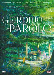 Il giardino delle parole (2 DVD)<span>.</span> Special Edition di Makoto Shinkai - DVD