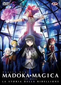 Madoka Magica. The Movie. Parte 3. La storia della ribellione di Akiyuki Shinbo - DVD