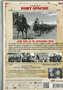 Il massacro di Fort Apache di John Ford - DVD - 2