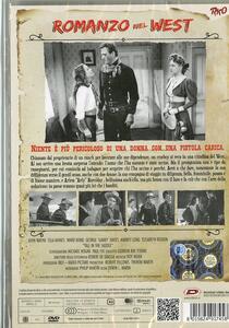 Romanzo nel West (DVD) di Edwin L. Marin - DVD - 2