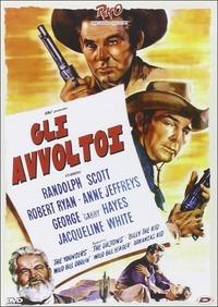 Cover Dvd avvoltoi (DVD)