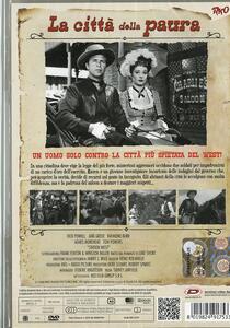 La città della paura di Sidney Lanfield - DVD - 2