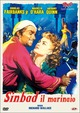 Cover Dvd DVD Sinbad il marinaio