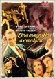 Cover Dvd DVD La magnifica avventura