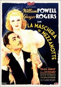 Cover Dvd maschera di mezzanotte (DVD)