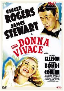 Una donna vivace di George Stevens - DVD