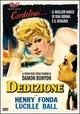 Cover Dvd DVD Dedizione