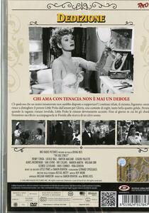 Dedizione di Irving Reis - DVD - 2