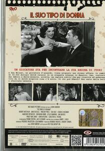 Il suo tipo di donna di John Farrow - DVD - 2