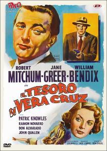 Il tesoro di Vera Cruz di Don Siegel - DVD