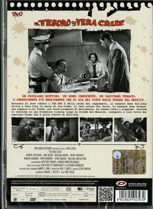 Il tesoro di Vera Cruz di Don Siegel - DVD - 2