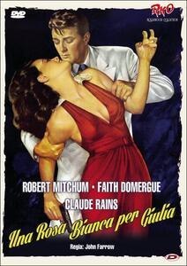 Una rosa bianca per Giulia di John Farrow - DVD