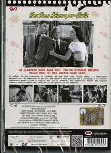 Una rosa bianca per Giulia di John Farrow - DVD - 2