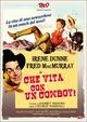 Cover Dvd Che vita con un cow-boy!