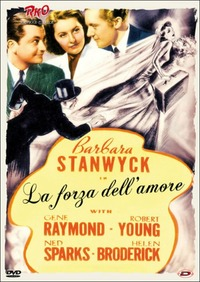 Cover Dvd forza dell'amore (DVD)
