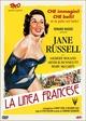 Cover Dvd La linea francese