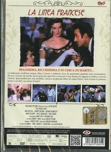La linea francese di Lloyd Bacon - DVD - 2