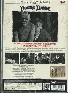 Notre Dame di William Dieterle - DVD - 2