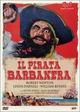 Cover Dvd DVD Il pirata Barbanera