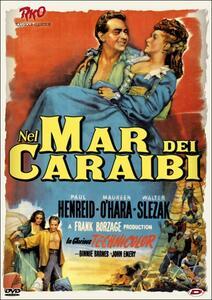 Nel Mare dei Caraibi di Frank Borzage - DVD